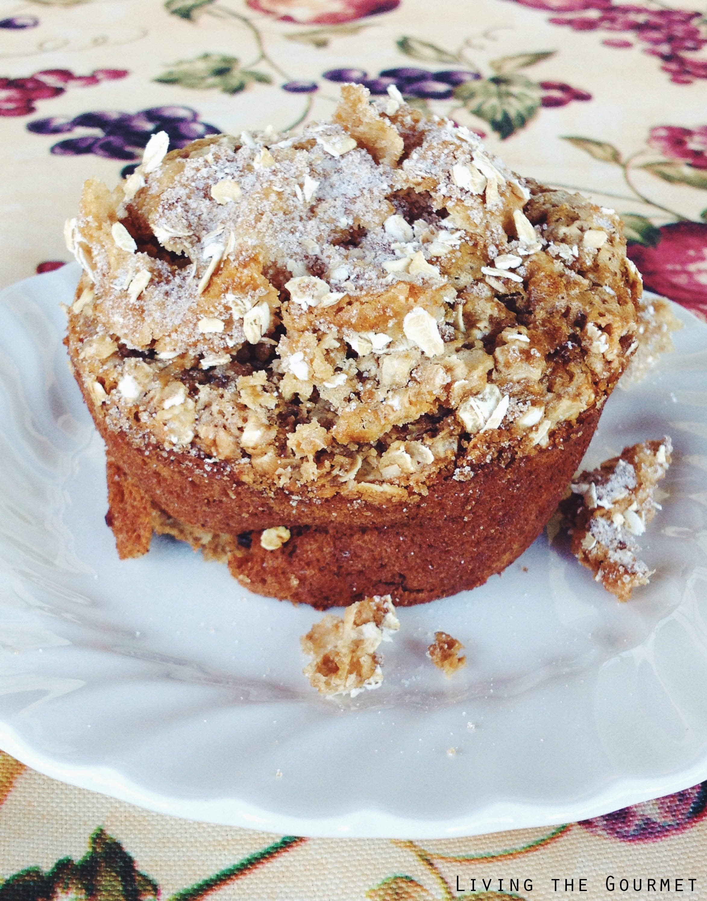 Spelt Raisin & Molasses Muffins & Craft Coffee
