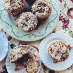 Spelt Raisin & Molasses Muffins & Craft Coffee