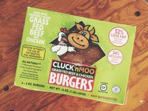 Cluck 'n Moo Cheeseburger Paninis