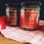 Honey Vanilla and Brown Sugar Ice Cream {No Churn} with JK Chocolate Microchips