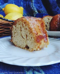 Lemon Rum Bundt #BundtBakers