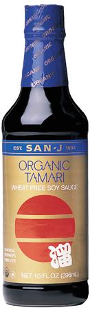 San-J Tamari Soy