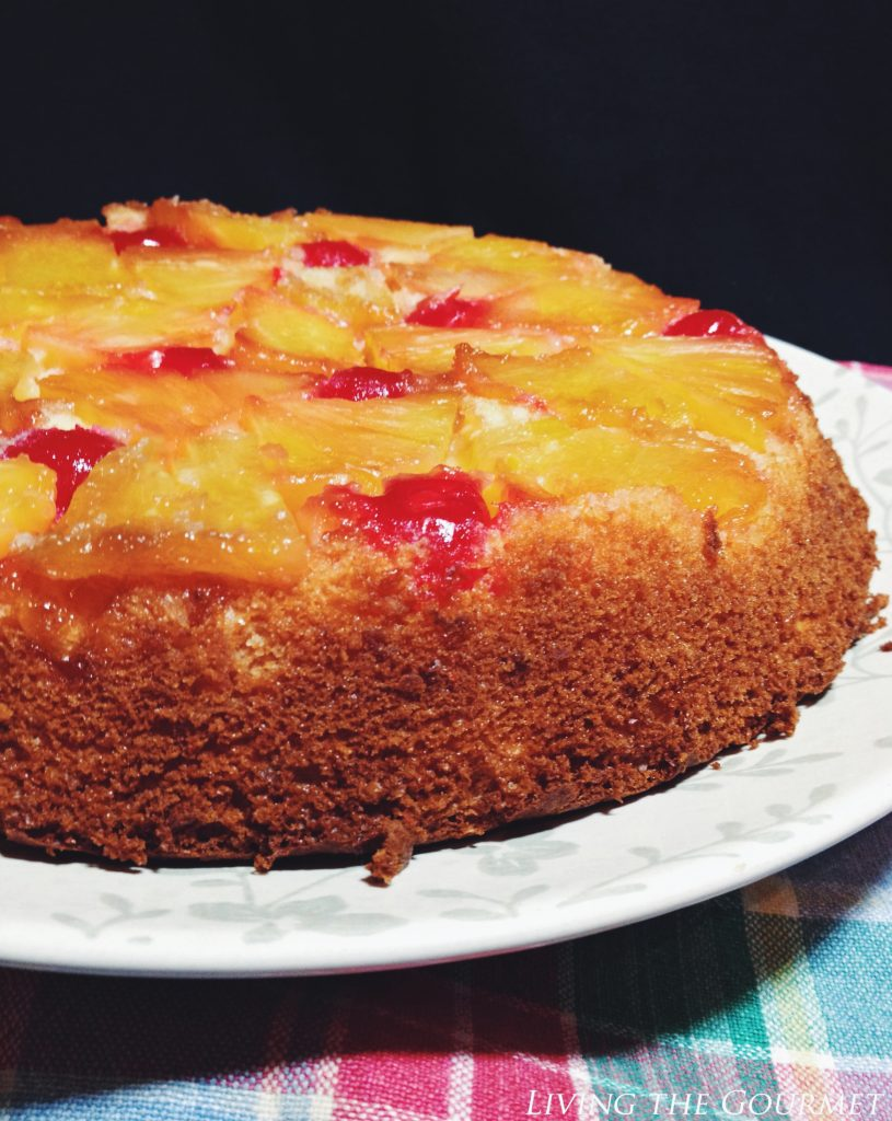 Easy Pineapple Cake With Cake Mix
