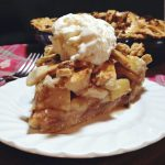 Apple Brandy Pie
