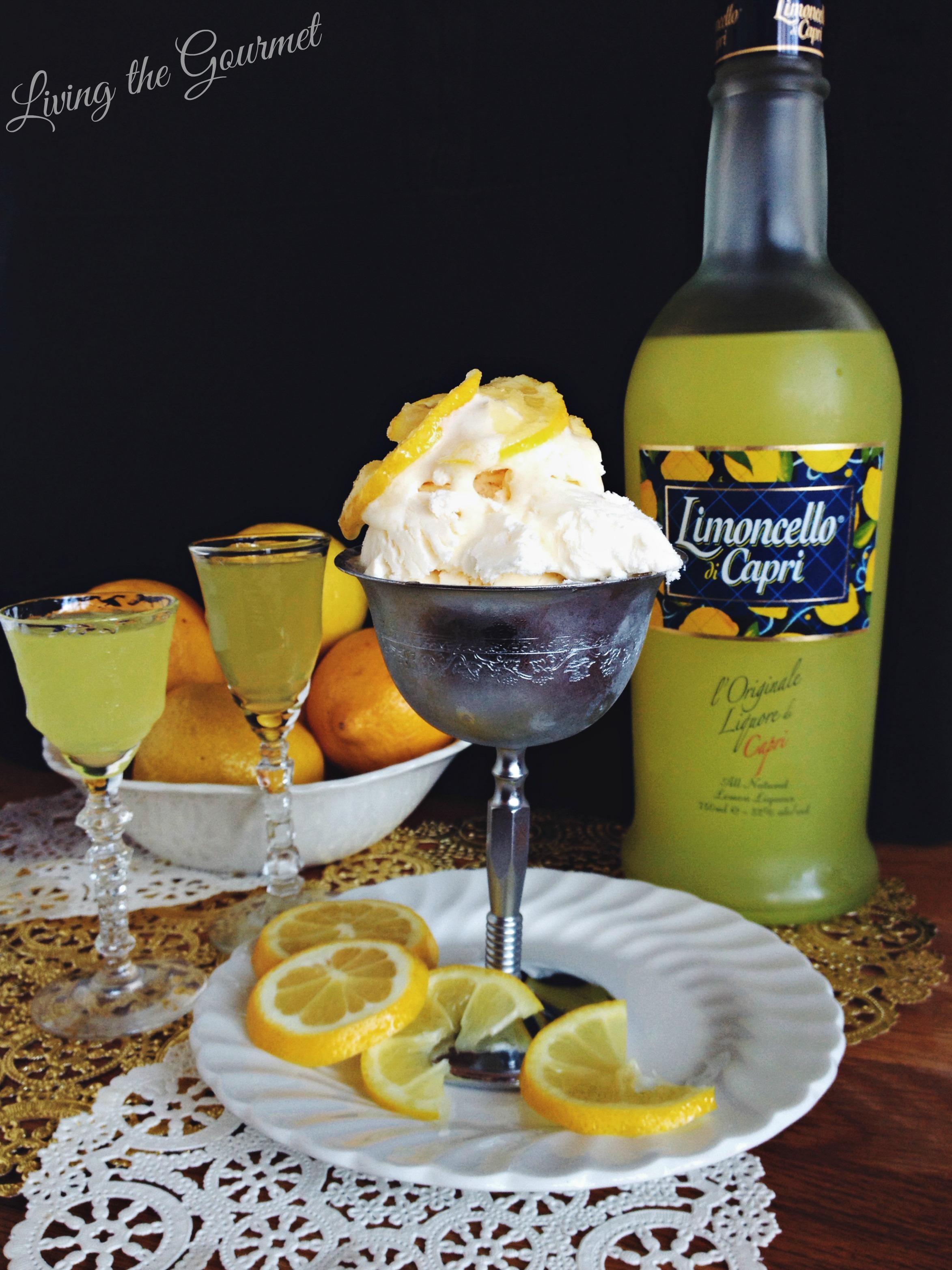 Living the Gourmet: Crème De Limoncello