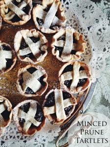 Sunsweet: Healthy Snacking in the New Year – Minced Prune Tartlets
