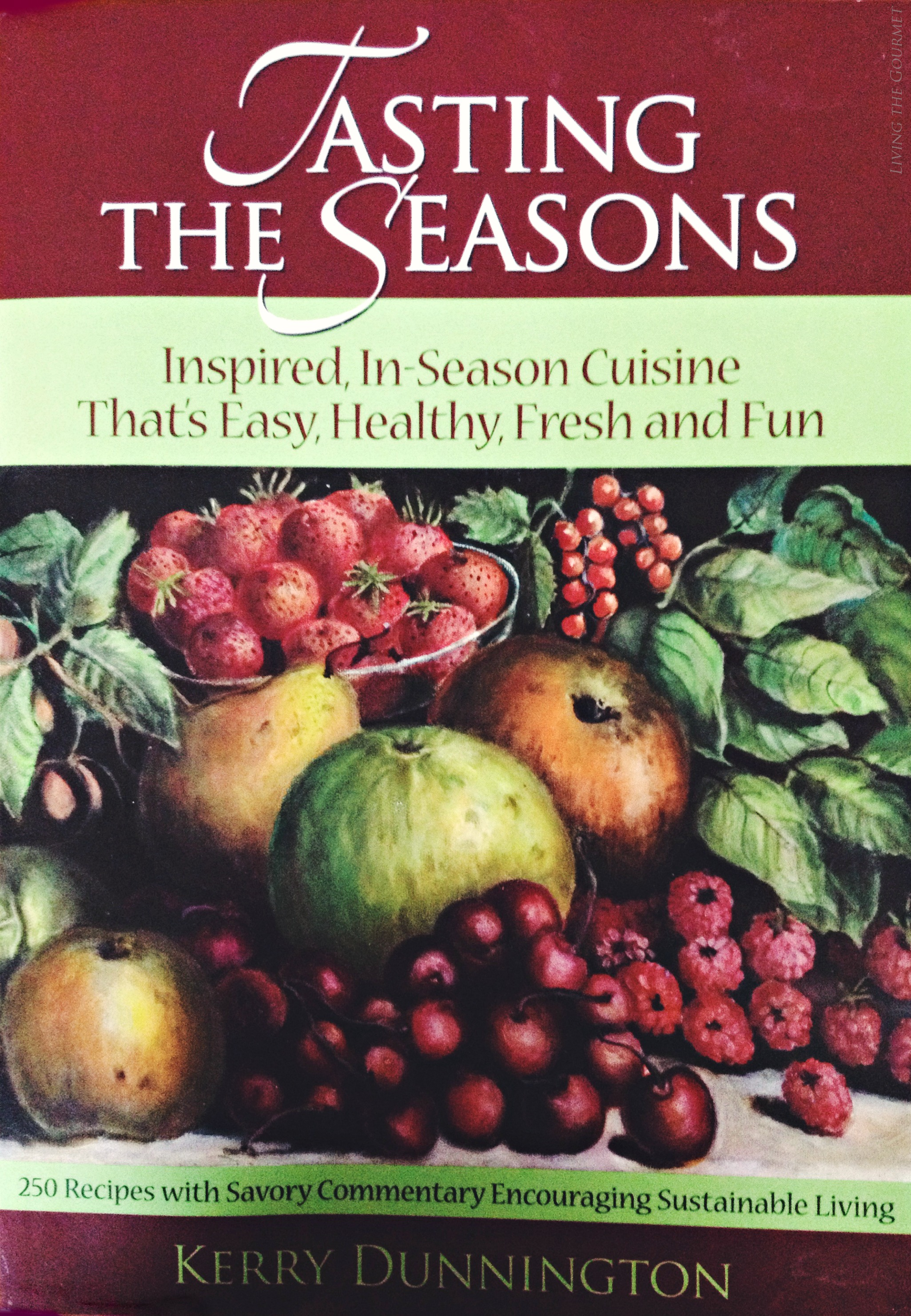 Tasting the Seasons: Interview w/ Kerry Dunnington & A Recipe for Popovers