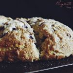 Pomegranate Scones