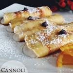 Cannoli Crêpes