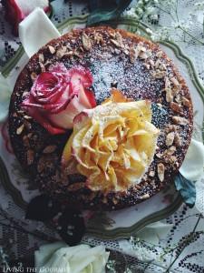 Earl Grey & Limoncello Cake