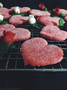 Jell-O Valentine's Day Cookies