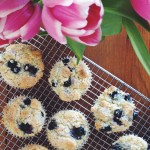 March #SecretRecipeClub- Easy Blueberry Muffins