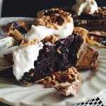SNICKERS Brownie Pie
