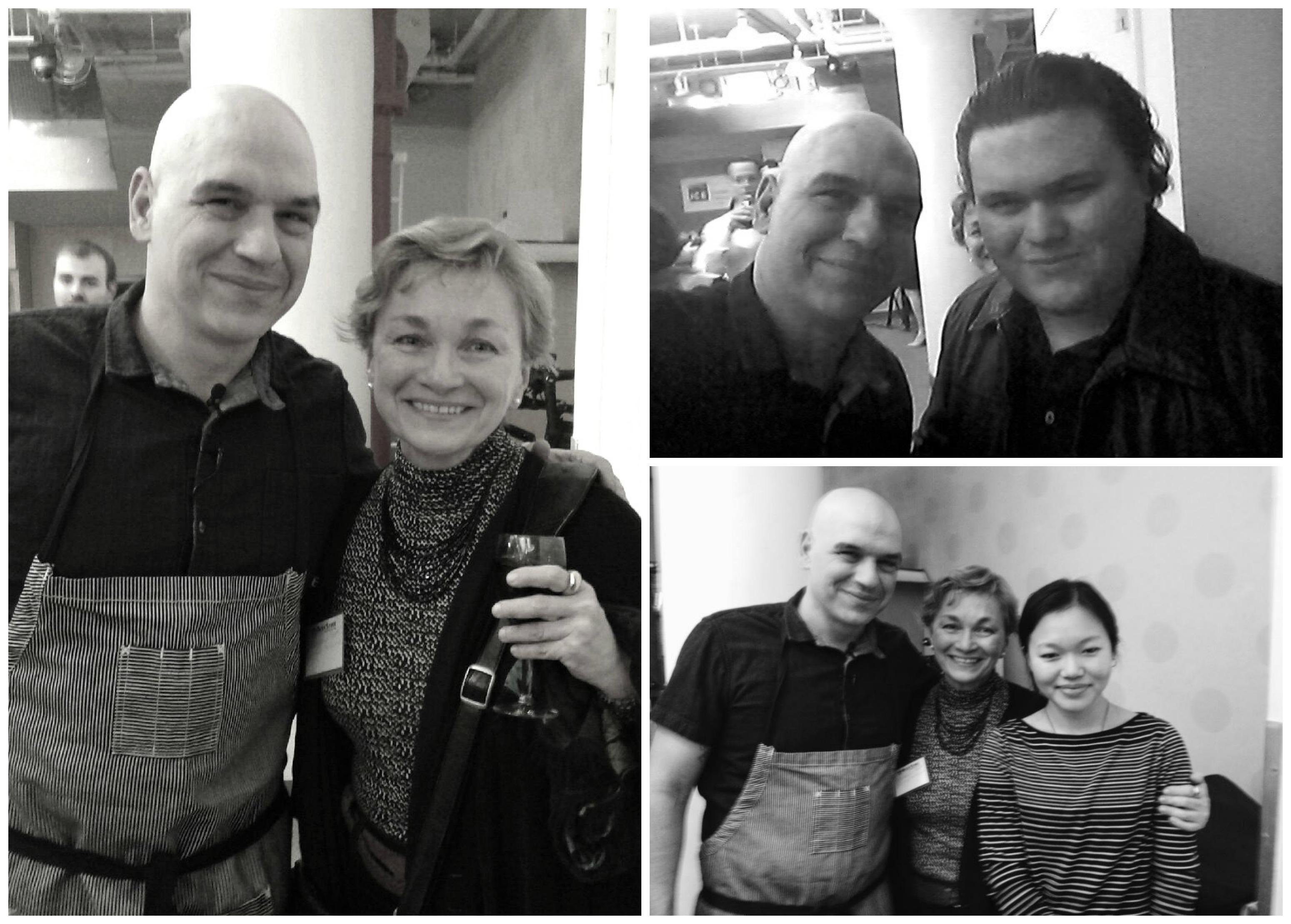 Living the Gourmet: Chef Michael Symon & BlueStar at ICE