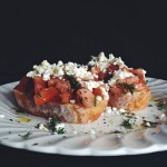 It's All Greek To Me: Dakos (DAH-kohs) Greek Bruschetta