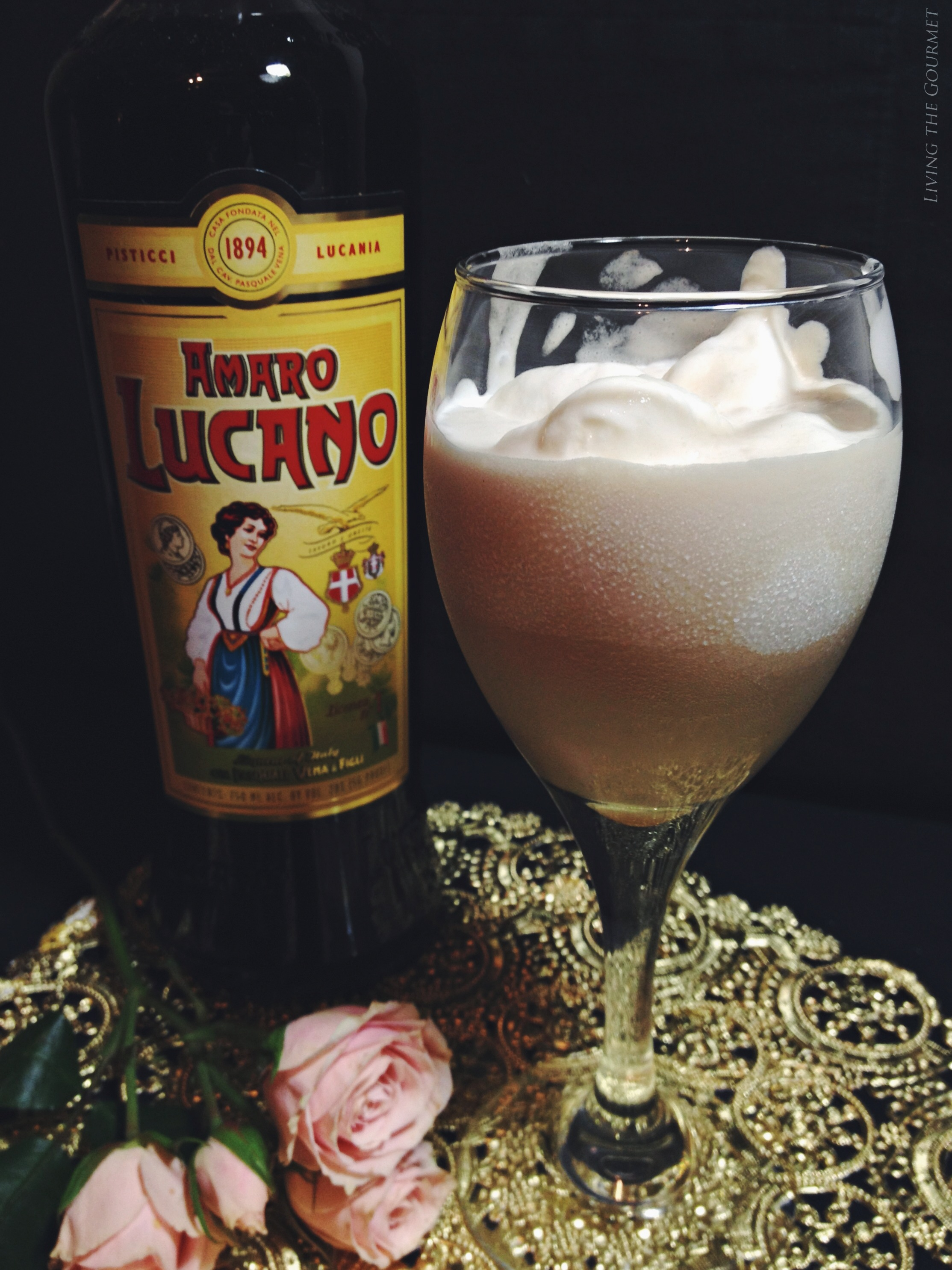 Living the Gourmet: Lucano Ice Cream