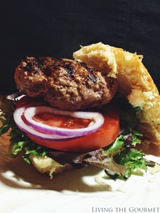 #LTG Interviews Chef Russell Booth for #NationalBurgerMonth
