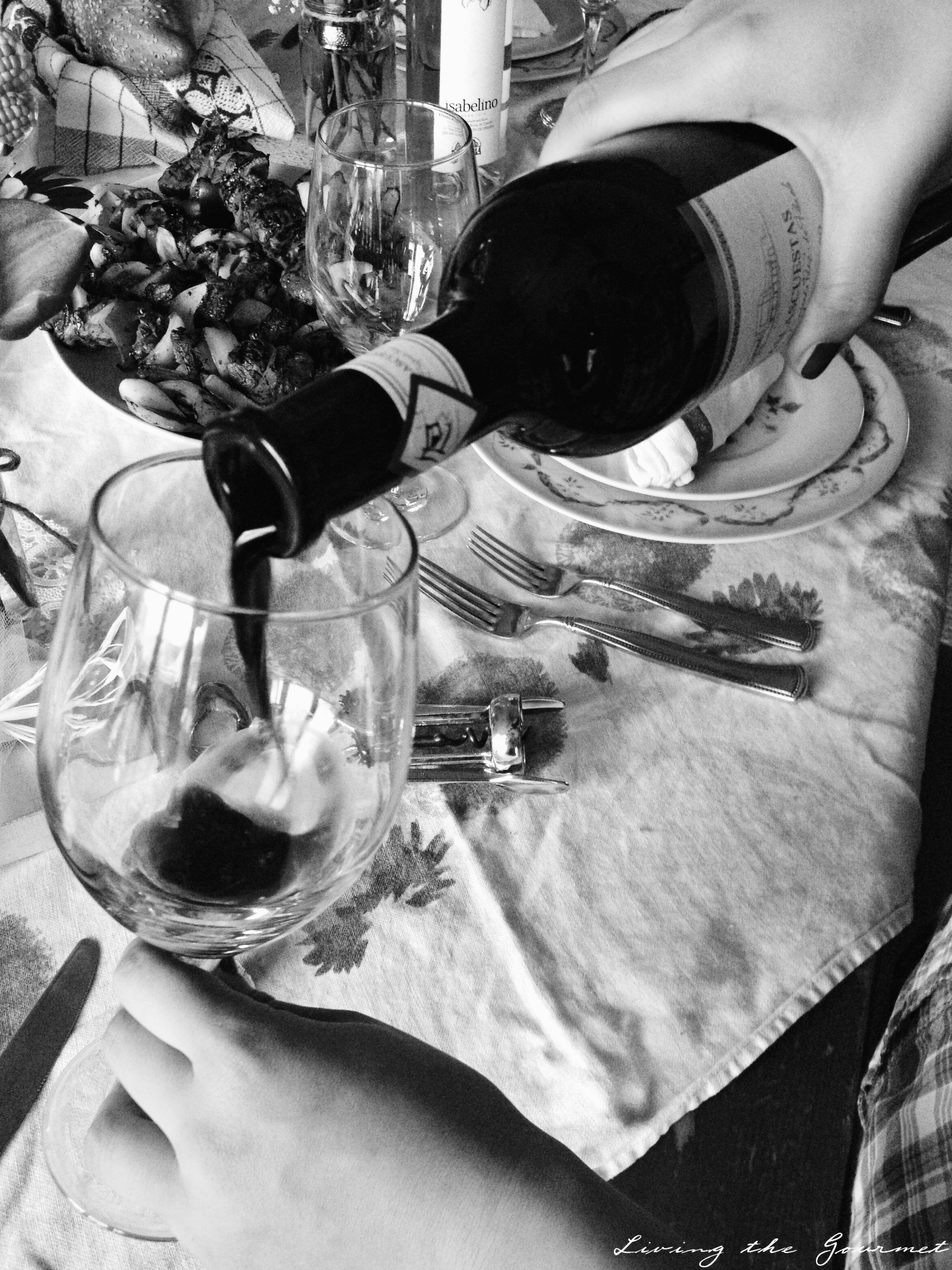 Living the Gourmet:  Ribera Del Duero y Rueda Wine |  #WineWeek #SiWhatsNext #CG