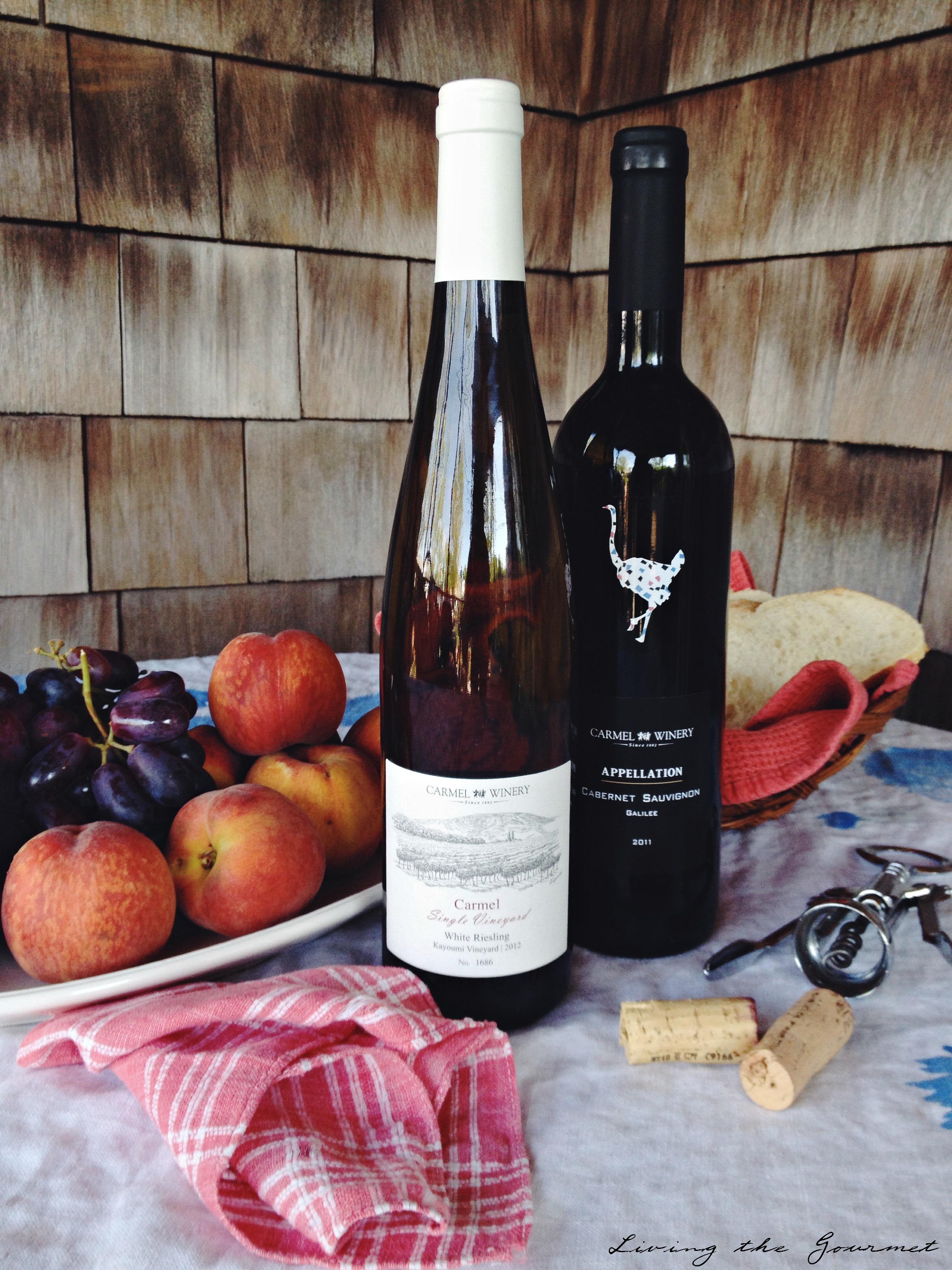 Living the Gourmet: Carmel Winery #WineWeek #LTG