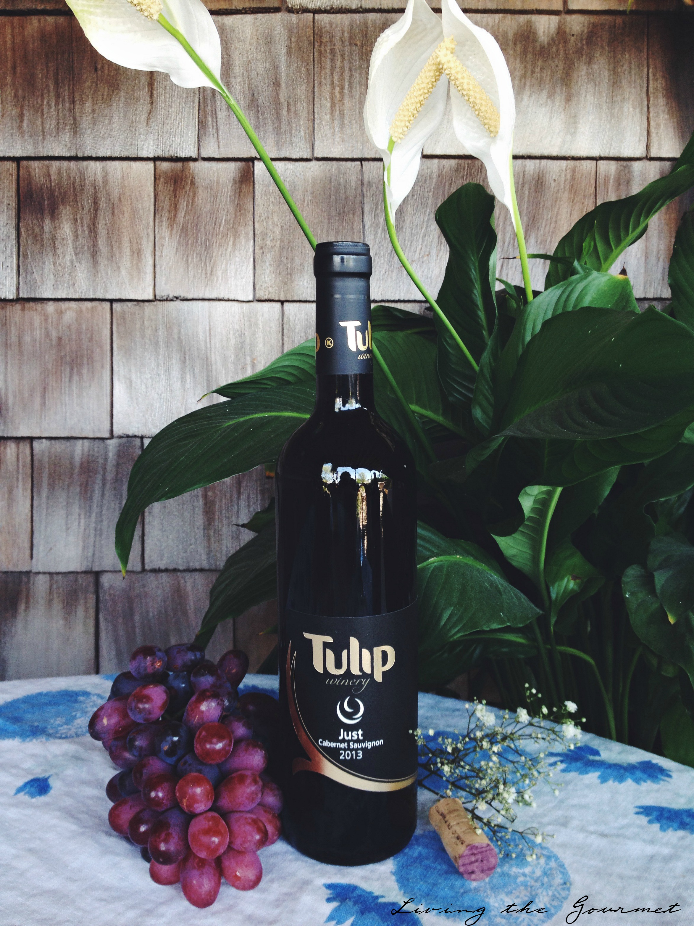Living the Gourmet: Tulip Winery #WineWeek #LTG