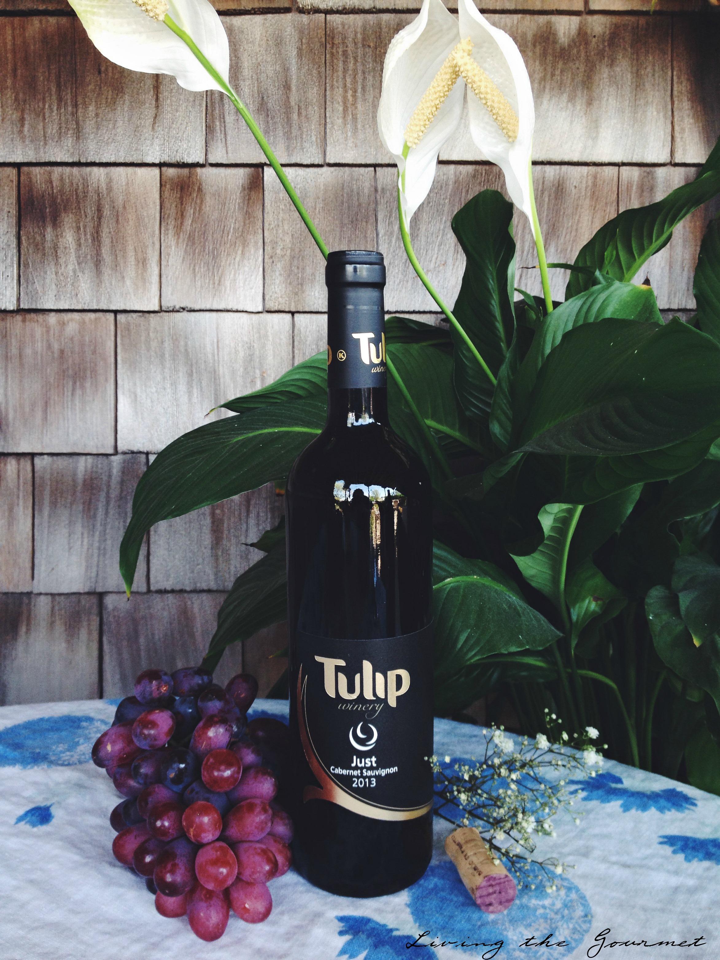 Living the Gourmet: Tulip Winery #WineWeek #LTG