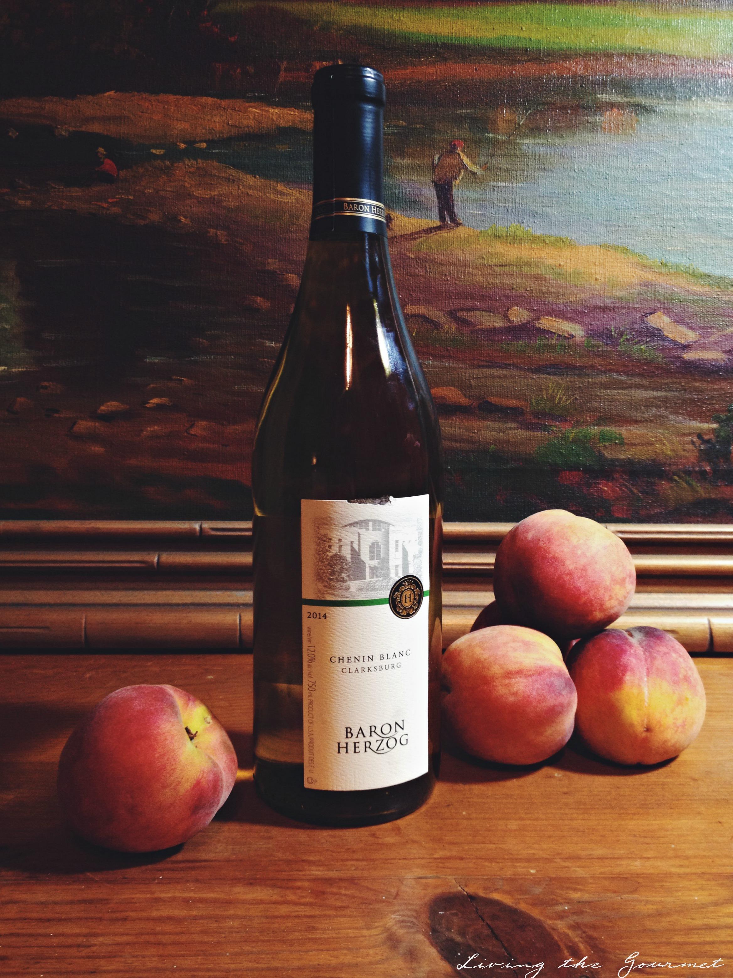 Living the Gourmet: Baron Herzog  #WineWeek #LTG