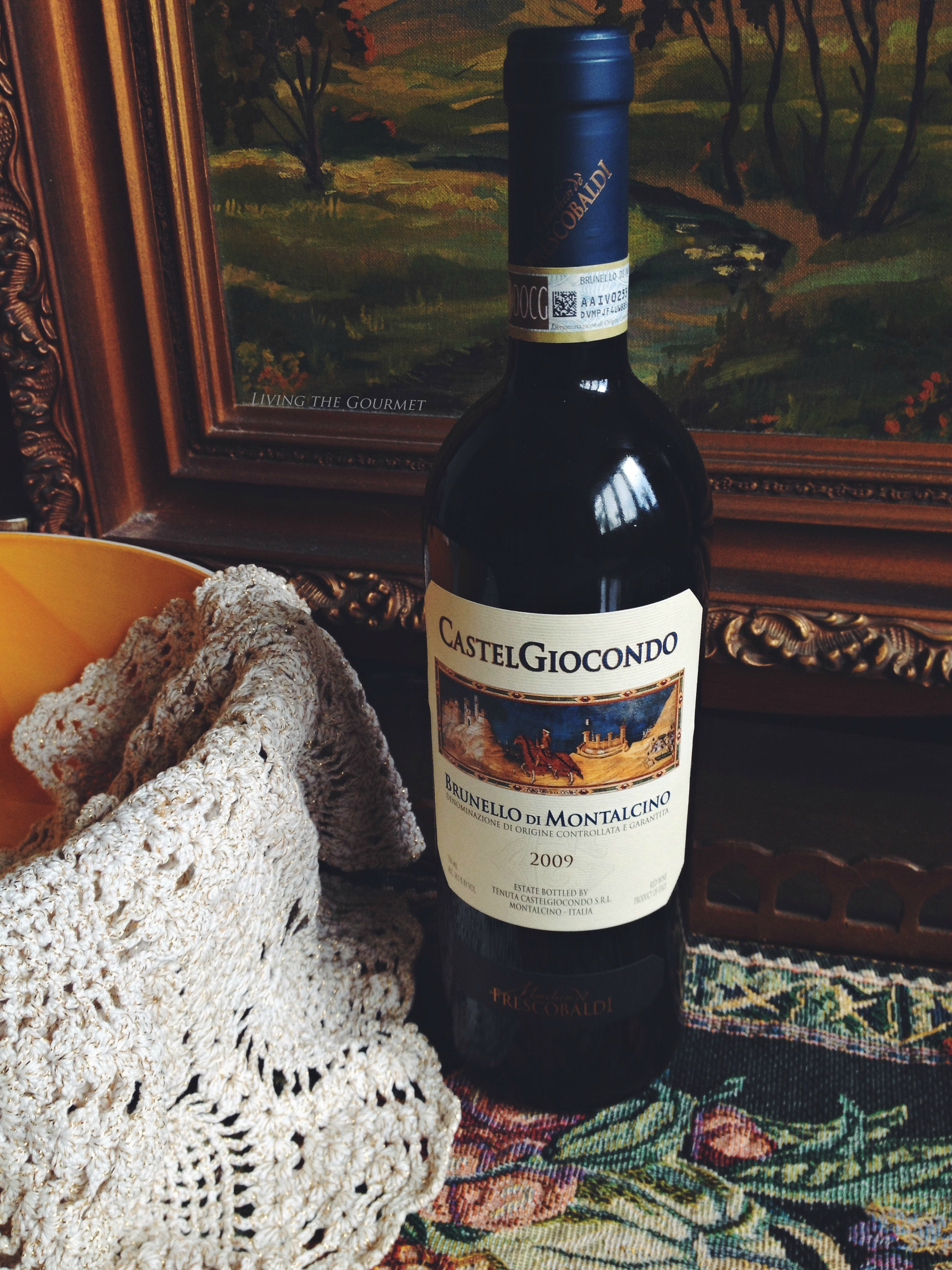 LTG Wine Review: CastelGiocondo