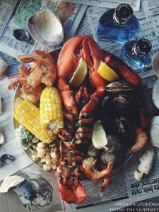 New England Style Clambake & Nautica Voyage for Father's Day