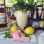 Snapple Lemon Slushy