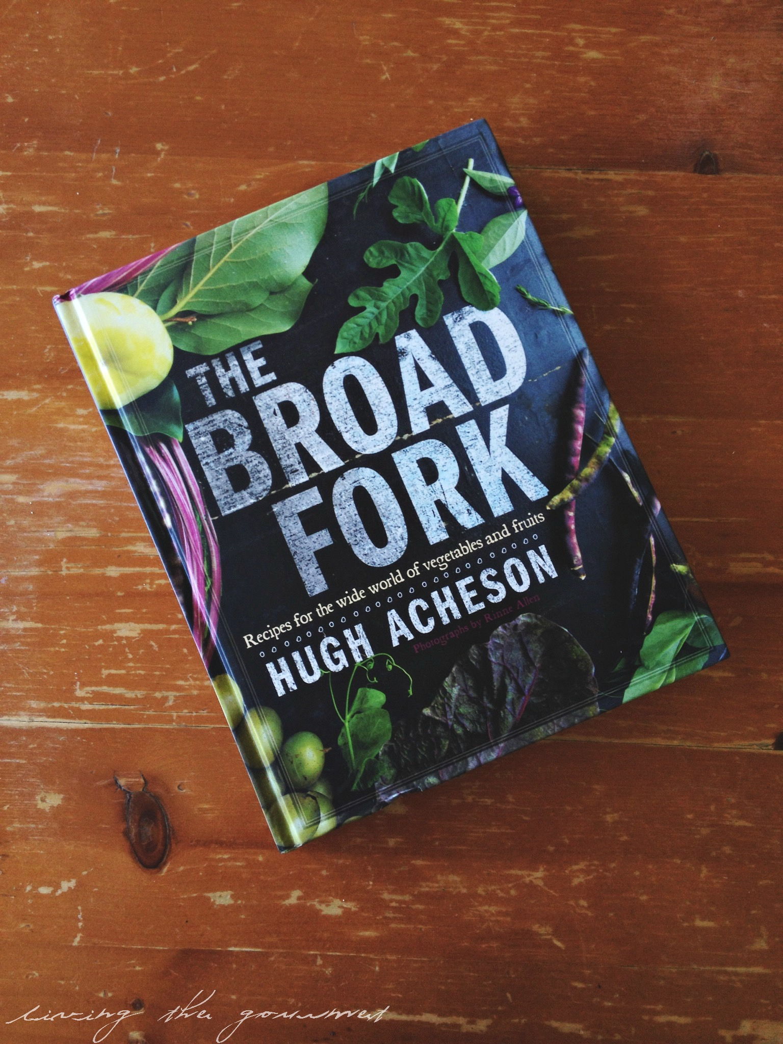 Living the Gourmet: The Broad Fork w/ Hugh Acheson