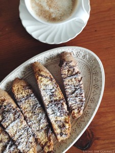Chocolate Almond Biscotti & An Invigorating Evening with Glade®