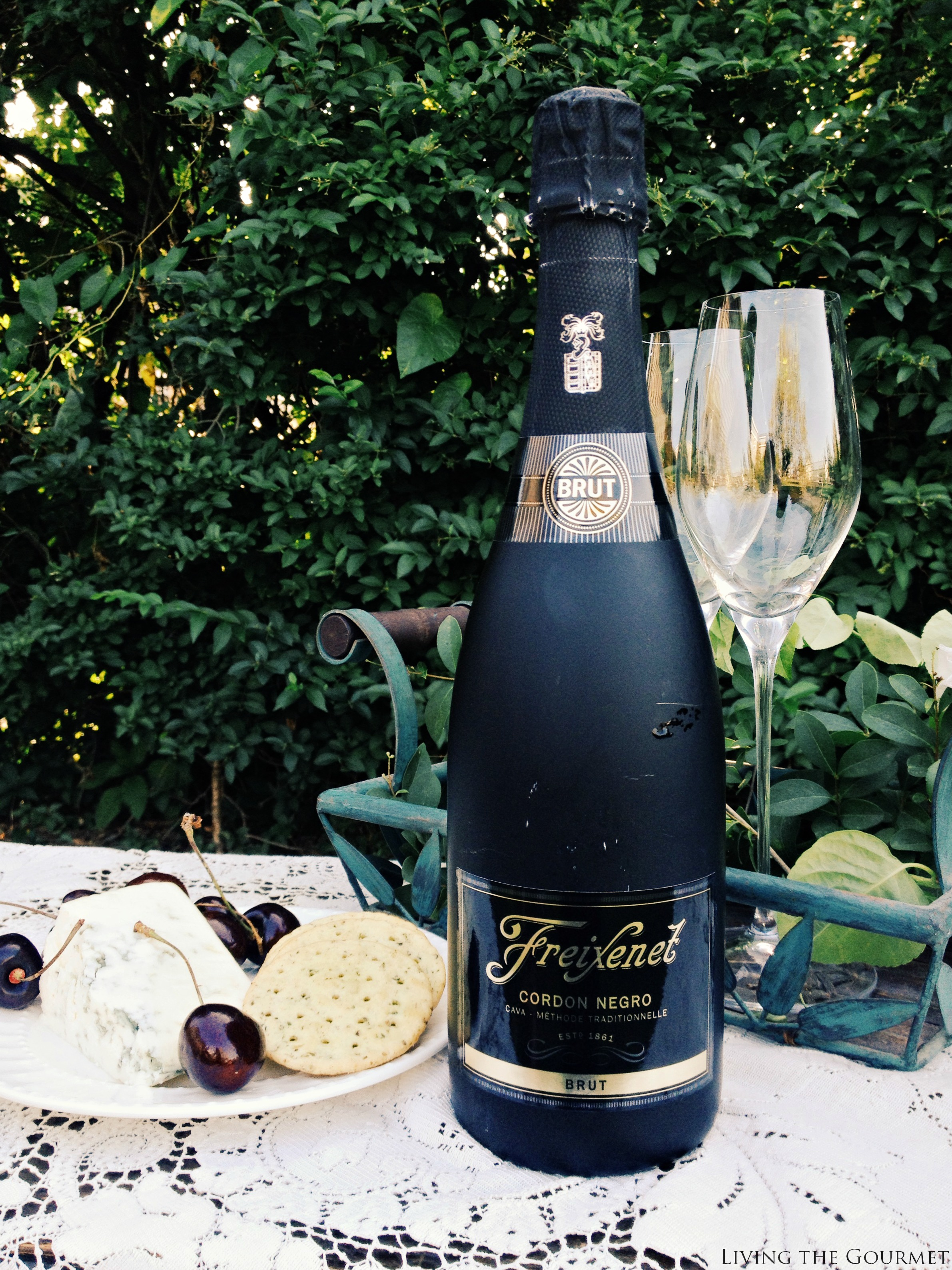 Living the Gourmet: Cordon Negro Brut