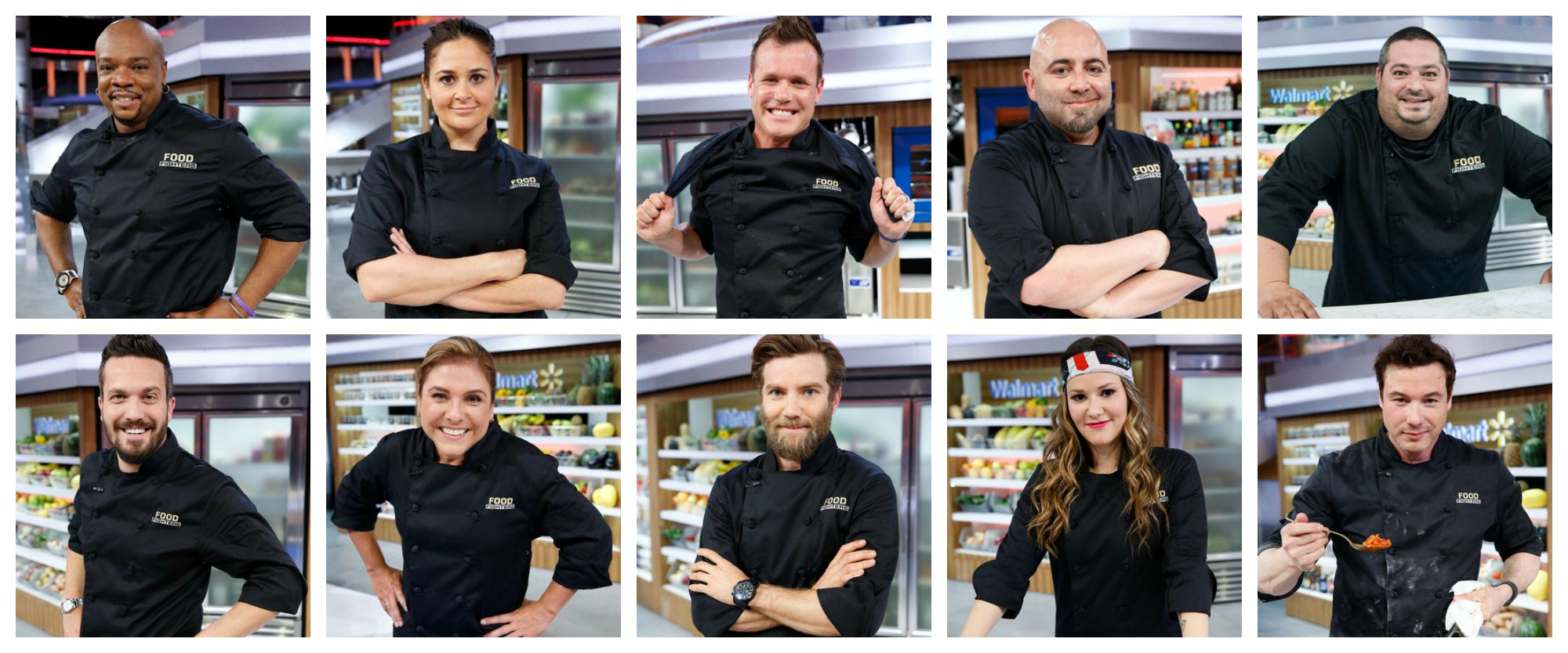 Living the Gourmet: Food Fighters - NBC #AD