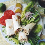 Marketside Chicken Wraps & Potato Salad