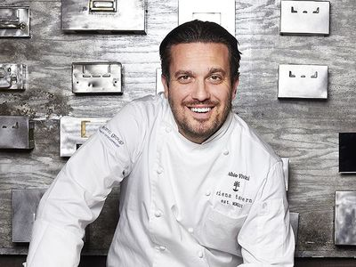 Living the Gourmet: America's Better Sandwich with Chef Fabio Viviani
