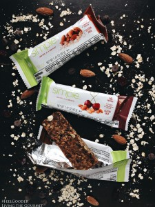 #FeelGooder with ZonePerfect Perfectly Simple Nutrition Bars & $30 VISA Giveaway