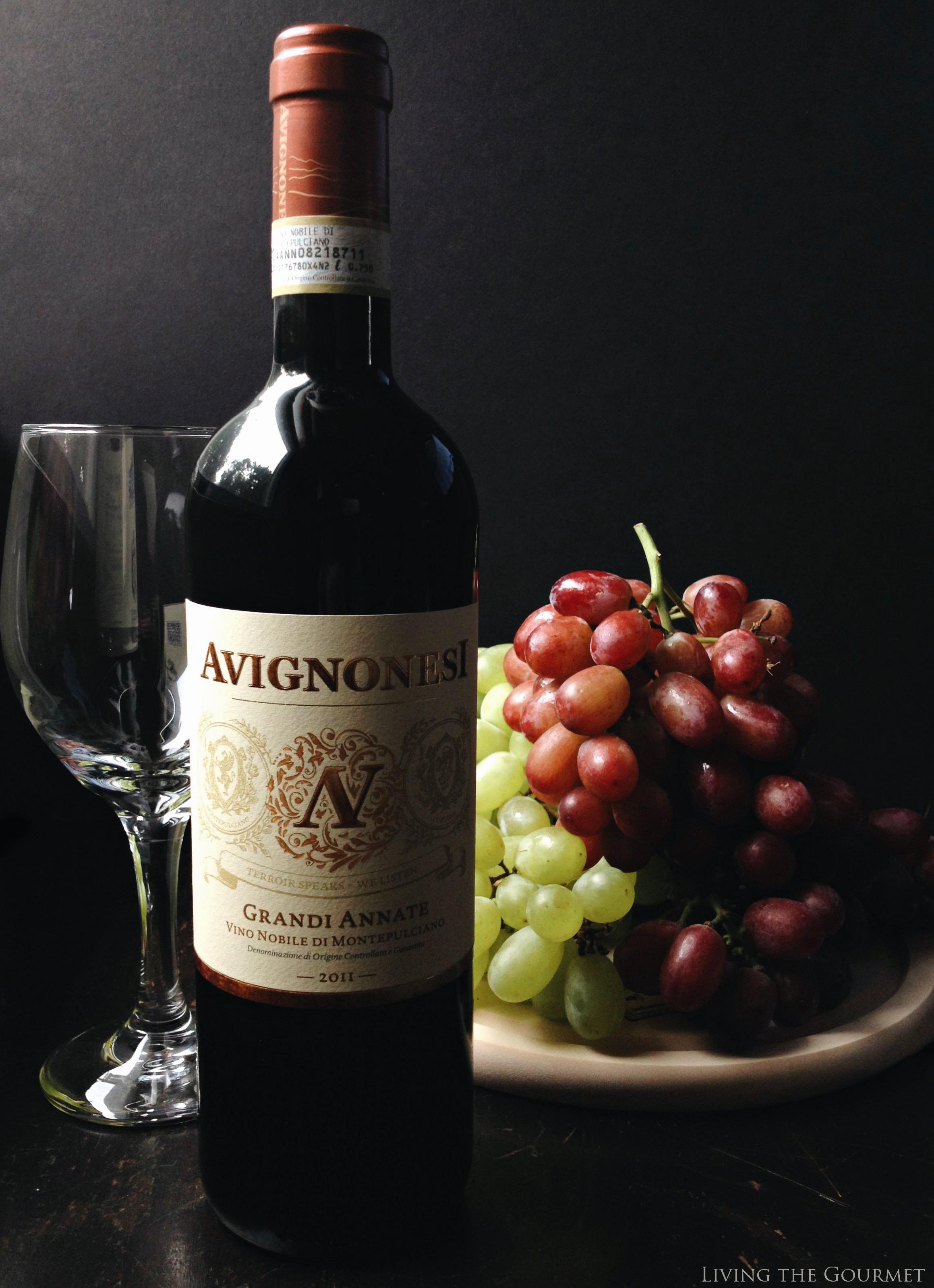 Living the Gourmet: Avignonesi Wine