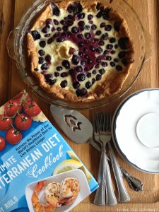 A Review, Interview & Blueberry Clafoutis