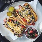 Southwest Style Hotdogs