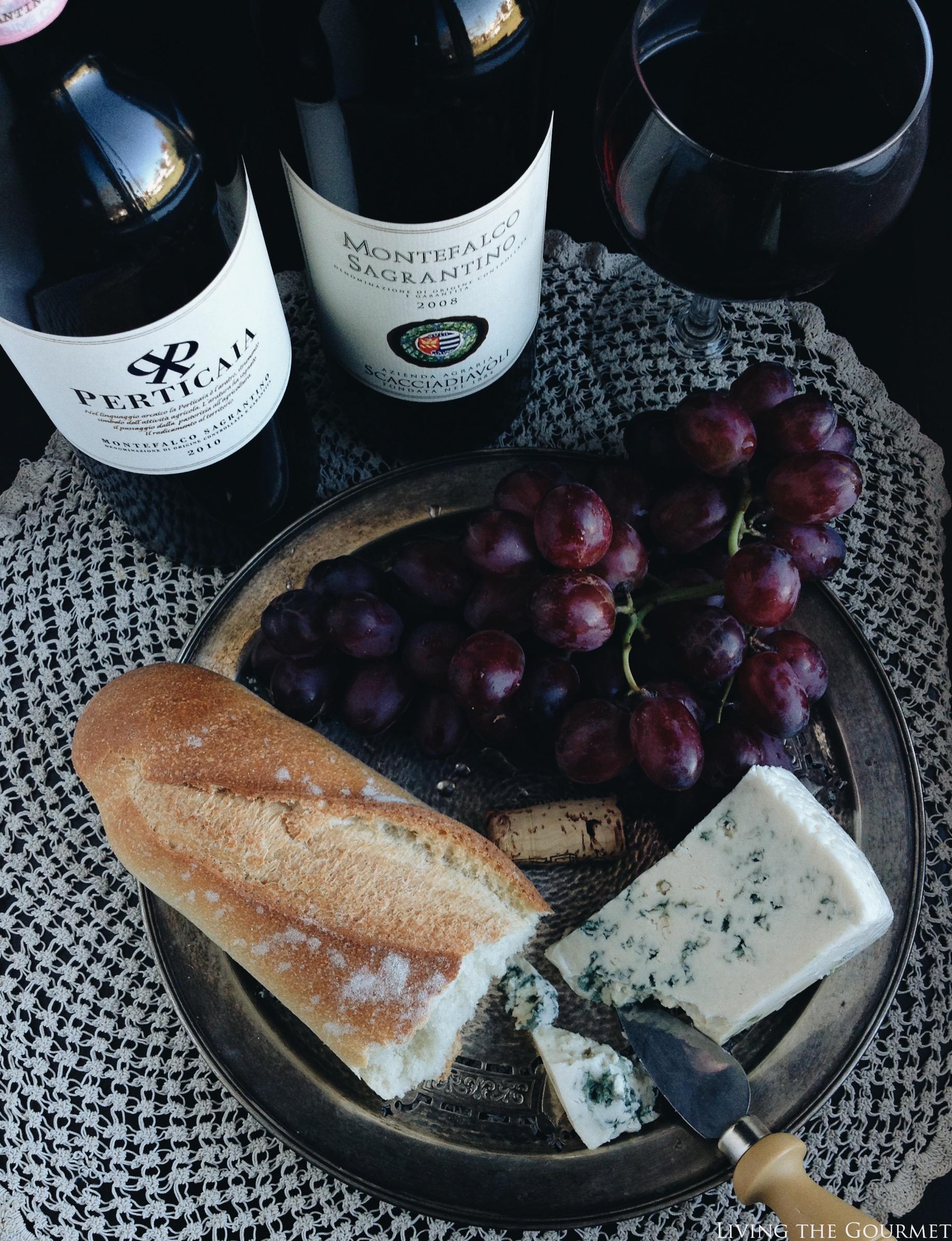 Living the Gourmet: Sagrantino di Montefalco
