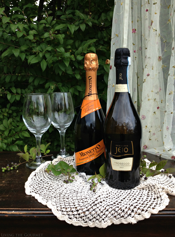 Living the Gourmet: Prosecco Spumante