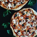 Margherita Pizza & Giveaway