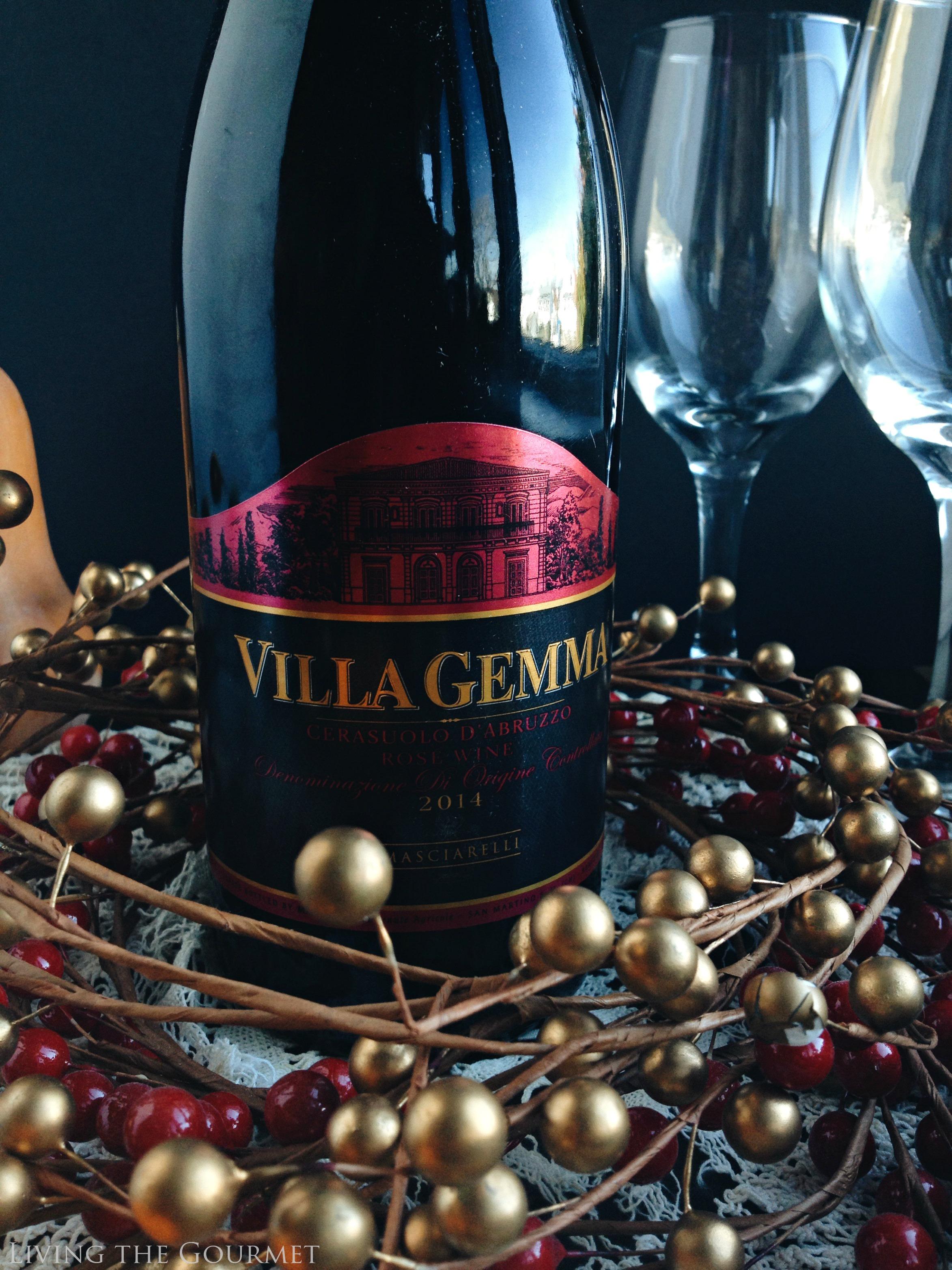 Living the Gourmet: Villa Gemma Cerasuolo
