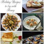 5 Holiday Recipes To Try with Honey