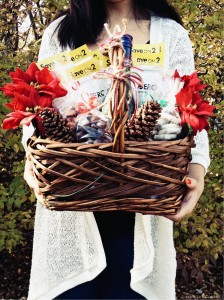 Holiday Gift Guide: Gift Basket for Him