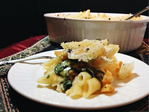 Gluten Free Penne Mac and Cheese