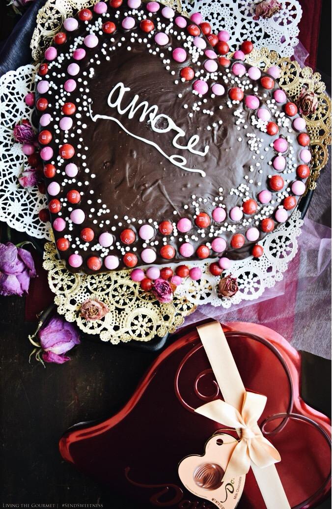 Living the Gourmet: Chocolate Fudge