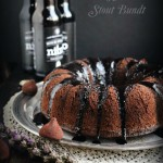 Dark Chocolate Stout Bundt | #BuntBakers