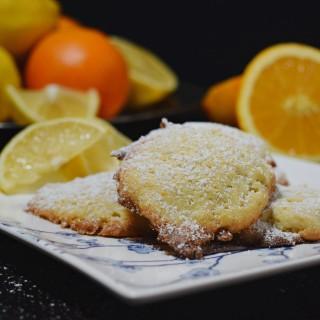 Living the Gourmet: Sunshine Cookies