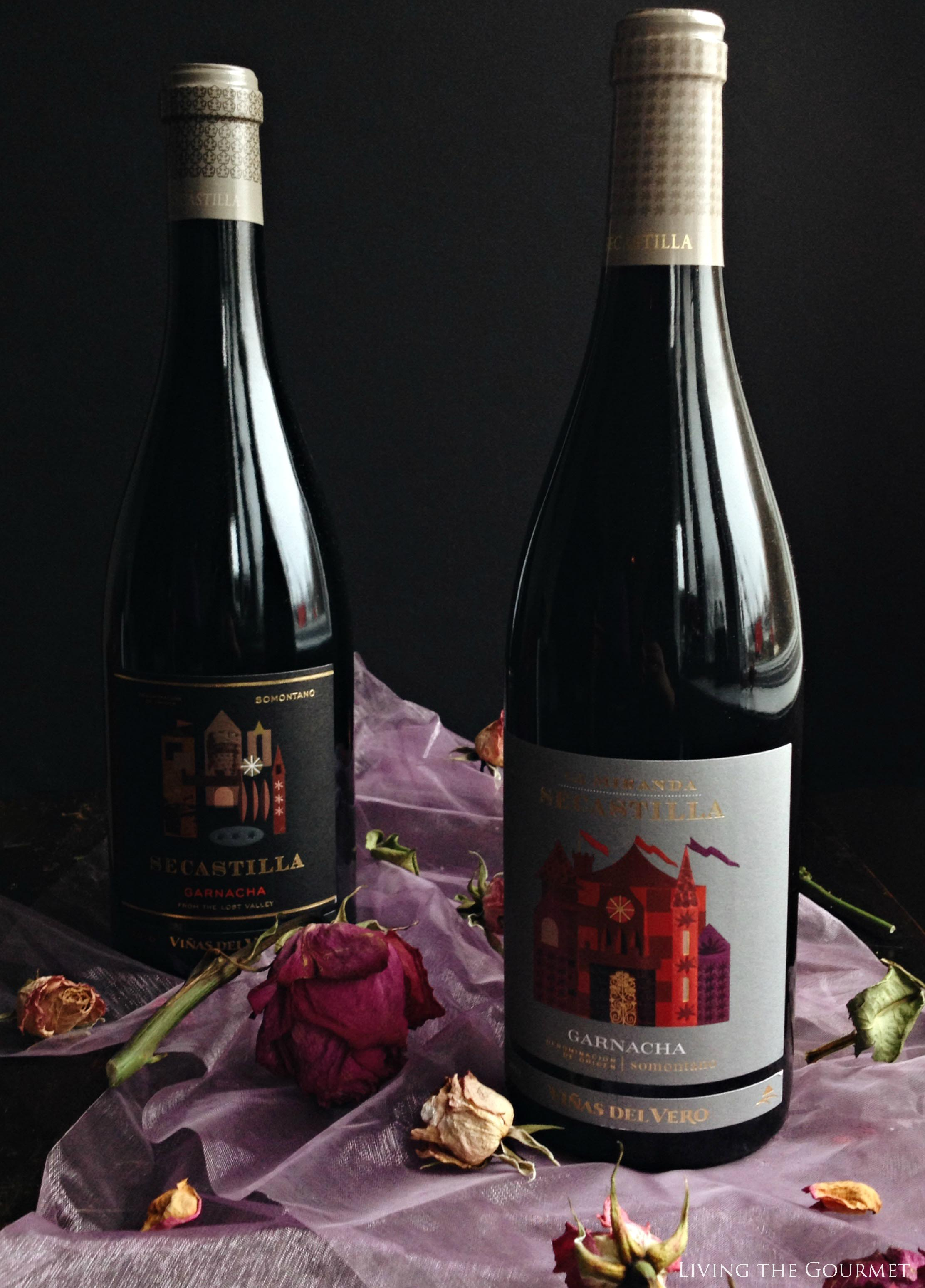 Living the Gourmet: Wines from Vinas del Vero